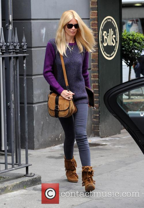 claudia schiffer claudia schiffer spotted in london 4135866