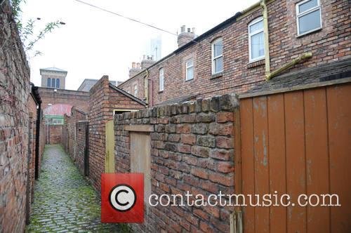Coronation Street and Back Alley 2