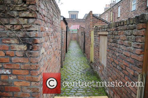 Coronation Street and Back Alley 3