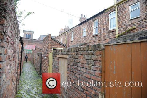 Coronation Street and Back Alley 4