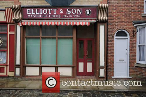 Coronation Street and Elliots Butchers 1