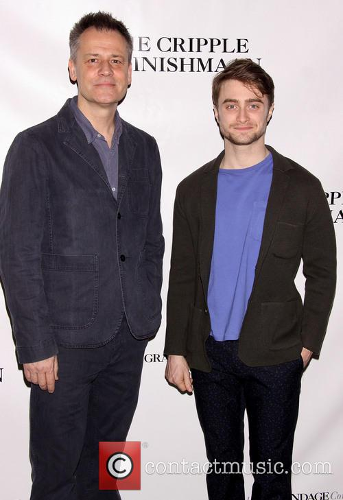 Michael Grandage and Daniel Radcliffe 3