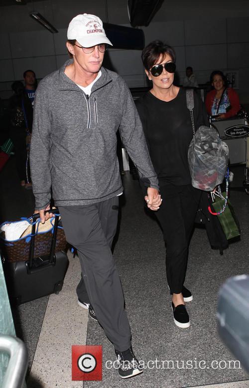 Bruce Jenner and Kris Jenner 2