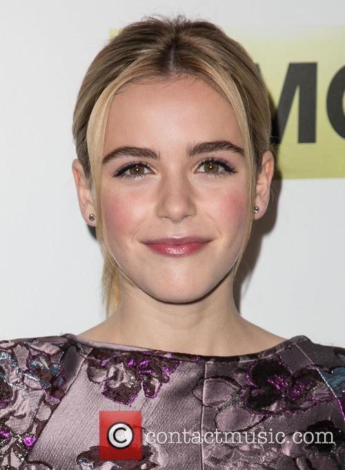 Kiernan Shipka, ArcLight Cinemas, Golden Globe