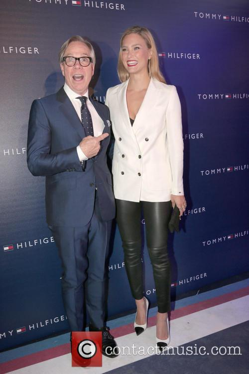 Tommy Hilfiger and Bar Refaeli 2