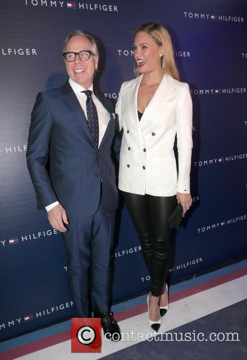 Tommy Hilfiger and Bar Refaeli 3