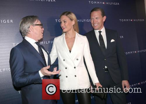 Tommy Hilfiger and Bar Refaeli 6
