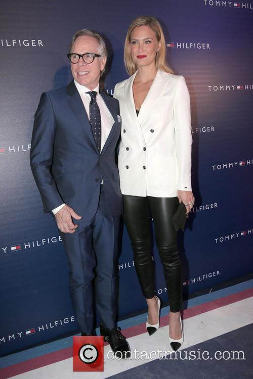 Tommy Hilfiger and Bar Refaeli 9