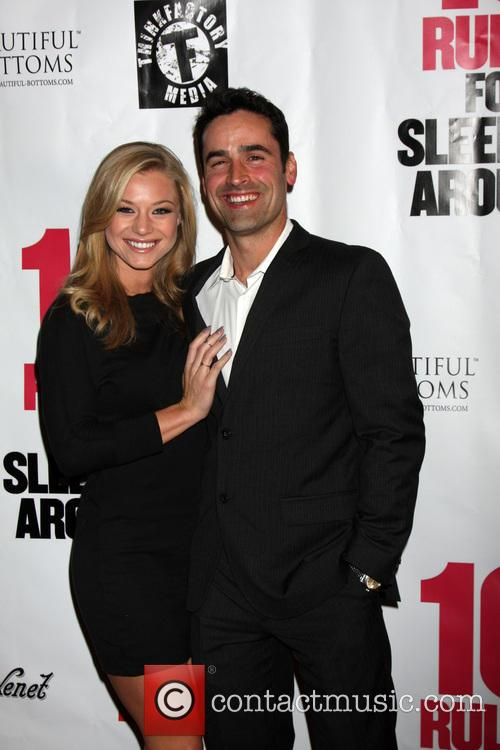 Nikki Leigh and Jesse Bradford