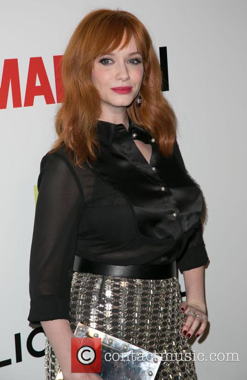 Christina Hendricks, ArcLight Cinemas, Golden Globe