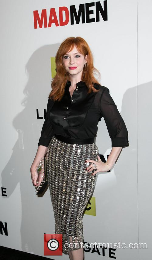 Christina Hendricks 11