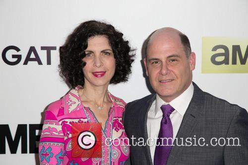 Linda Brettler, Matthew Weiner, ArcLight Cinemas, Golden Globe