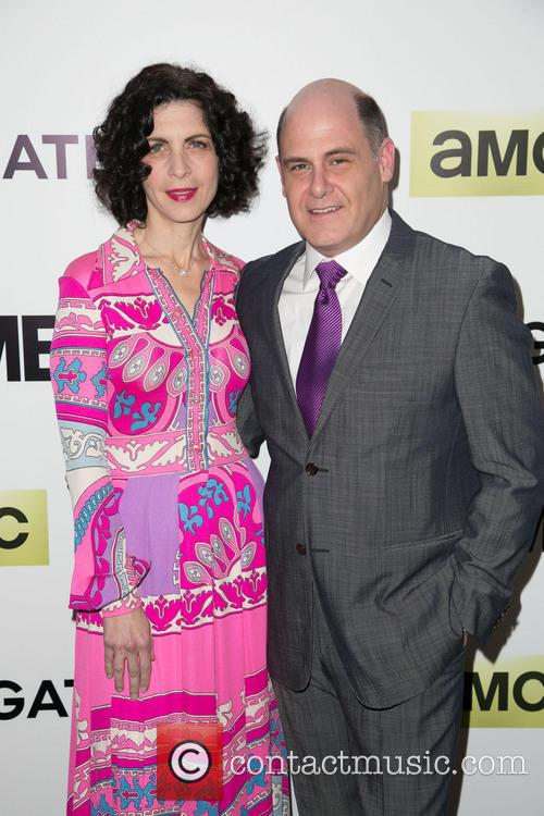 Linda Brettler and Matthew Weiner 4