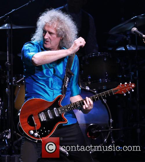 Brian May Kerry Ellis City Rocks