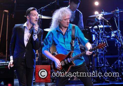 Brian May, Dan Gillespie Sells, Royal Albert Hall