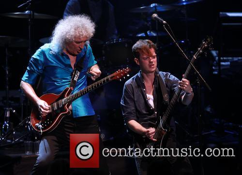 Brian May and Richard Jones 2