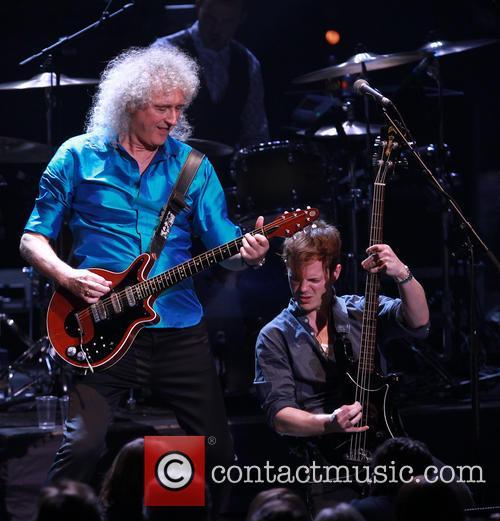 Brian May and Richard Jones 3