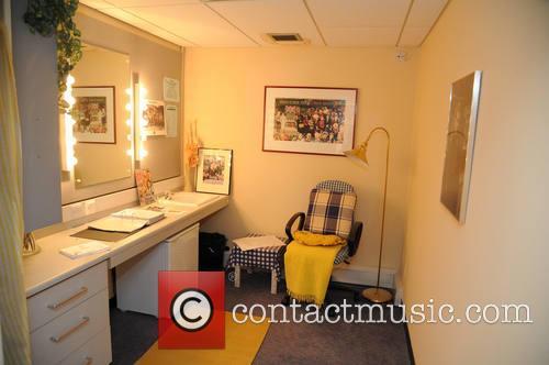 Coronation Street, Dressing Room
