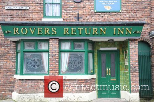 Coronation Street Rovers Return Inn