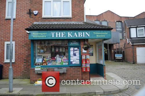 Coronation Street, The Kabin
