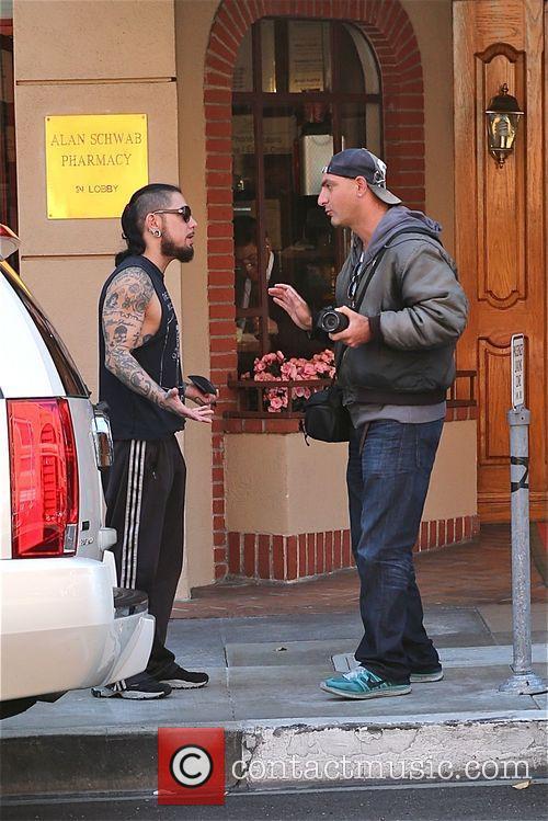 Dave Navarro and Dave Navarron 5