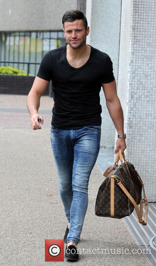 mark wright celebrities at the itv studios 4135684