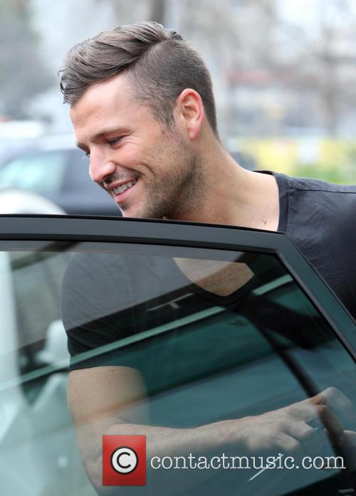 mark wright celebrities at the itv studios 4135686