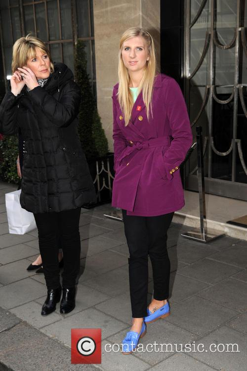 Ruth Langsford and Rebecca Adlington 3