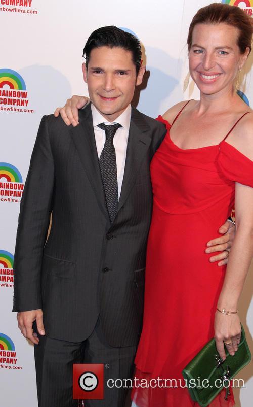 Corey Feldman and Tanna Frederick 2