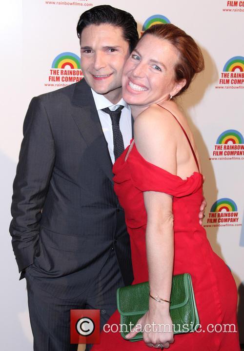 Corey Feldman and Tanna Frederick 6