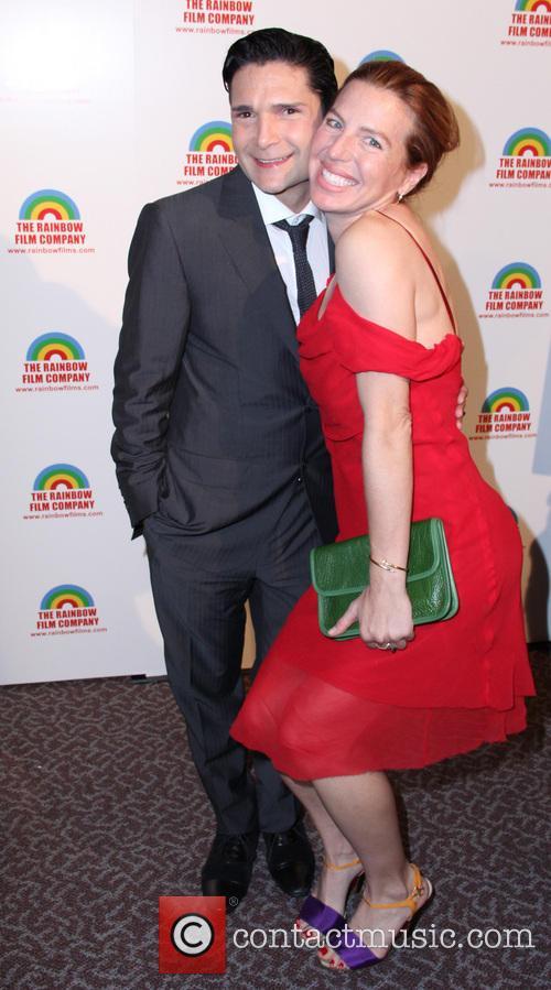 Corey Feldman and Tanna Frederick 7