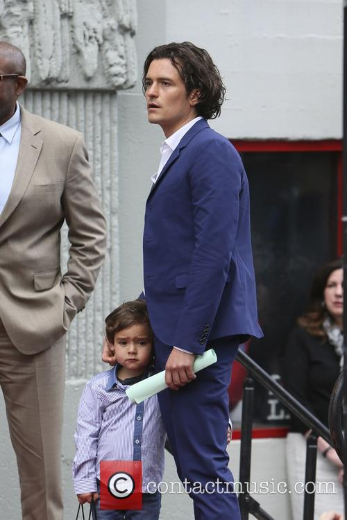 Orlando Bloom and Flynn Bloom 20