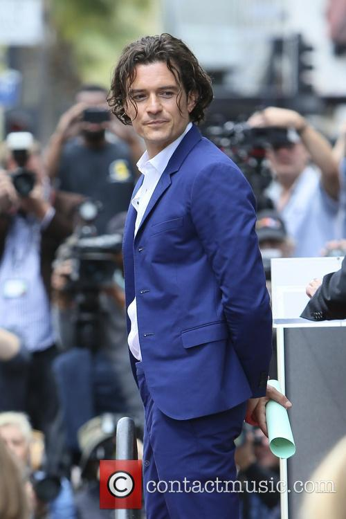orlando bloom orlando bloom honored with star 4137163