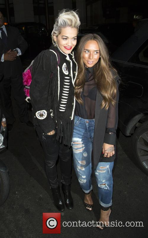 Rita Ora and Chloe Green 3