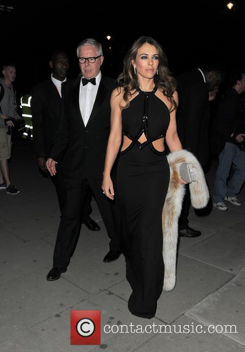 Hurley United Kingdom  city pictures gallery : Picture Elizabeth Hurley London United Kingdom, Wednesday 2nd April ...