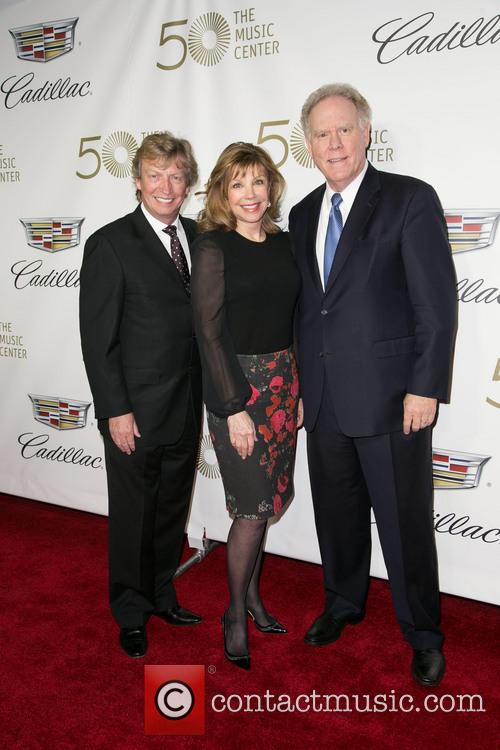 Nigel Lythgoe, Lisa Specht and Stephen Rountree 3