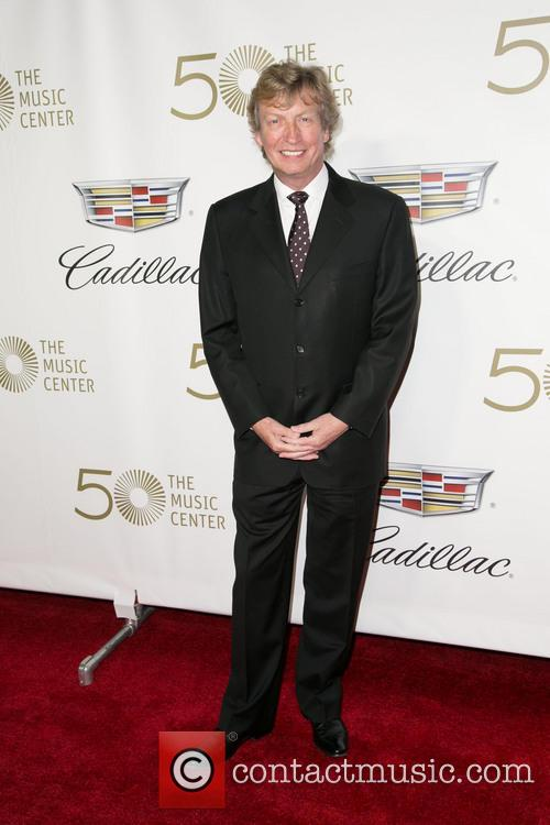 Nigel Lythgoe, The Dorothy Chandler Pavilion at the Music Center