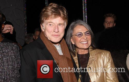 Robert Redford and Roseanne Barr 5