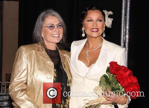 Roseanne Barr and Vanessa Williams 3