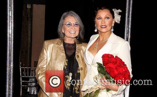 Roseanne Barr and Vanessa Williams 4