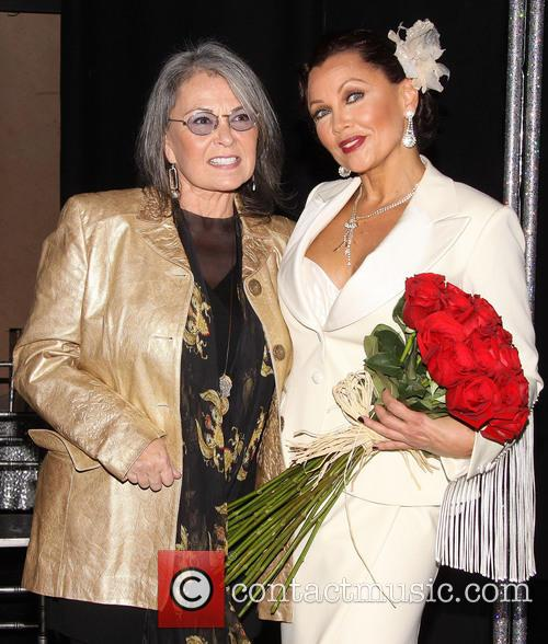 Roseanne Barr and Vanessa Williams 1