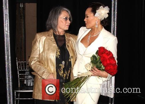 Roseanne Barr and Vanessa Williams 6