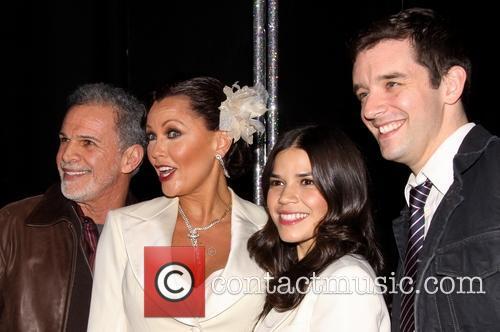 Tony Plana, Vanessa Williams, America Ferrera and Michael Urie 3
