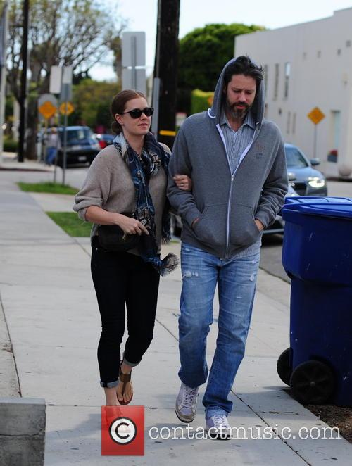 Amy Adams and Darren Le Gallo 2