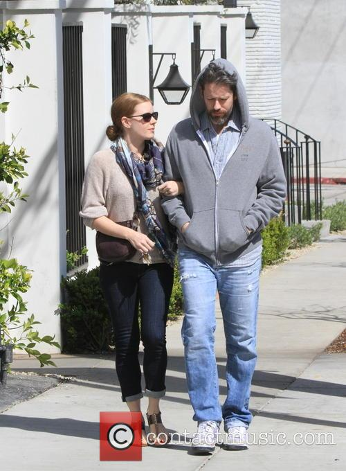 Amy Adams and Darren Le Gallo 4