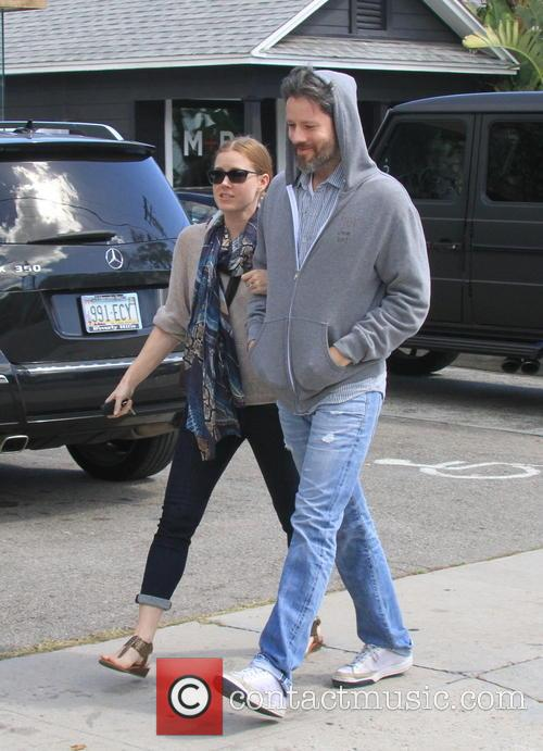 Amy Adams and Darren Le Gallo 1