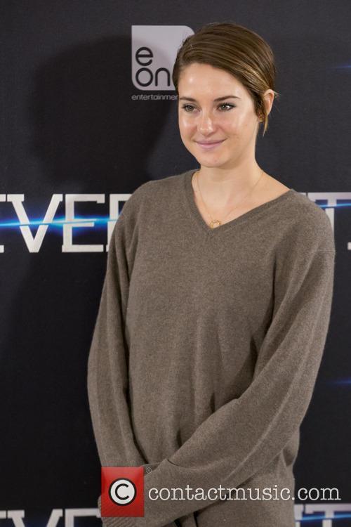 'Divergent' photocall