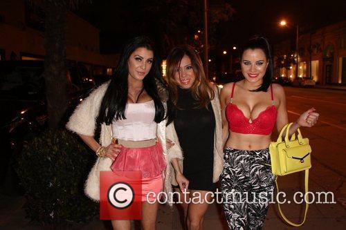 Carla Howe, Melissa Howe and Yovanna Gutierrez 5