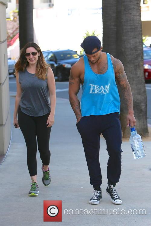 Kelly Brook and David Mcintosh 8