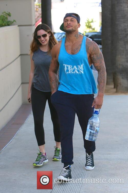 Kelly Brook and David Mcintosh 9